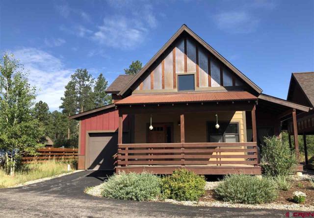126D Copper Rim Trail D, Durango, CO 81301 (MLS #761000) :: Durango Mountain Realty