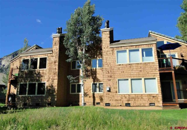 251 Slate River Drive #5, Crested Butte, CO 81224 (MLS #761137) :: The Dawn Howe Group | Keller Williams Colorado West Realty