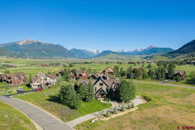 269 Fairway Drive, Crested Butte, CO 81224 (MLS #761514) :: The Dawn Howe Group | Keller Williams Colorado West Realty