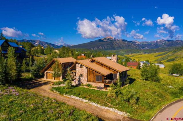 35 Gold Link Drive, Mt. Crested Butte, CO 81225 (MLS #761703) :: The Dawn Howe Group | Keller Williams Colorado West Realty