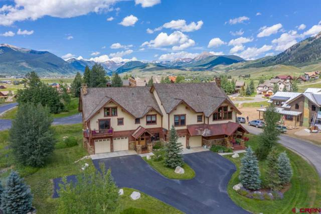 87 Coyote Circle, Crested Butte, CO 81224 (MLS #761748) :: The Dawn Howe Group | Keller Williams Colorado West Realty