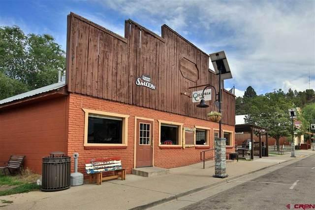 108 Main Street, Collbran, CO 81624 (MLS #761979) :: The Howe Group   Keller Williams Colorado West Realty