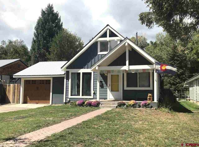 2625 W 2nd Avenue, Durango, CO 81301 (MLS #762766) :: Durango Mountain Realty