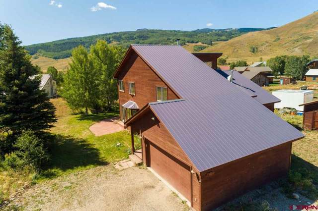 683 Shavano Street, Crested Butte, CO 81230 (MLS #762795) :: The Dawn Howe Group | Keller Williams Colorado West Realty