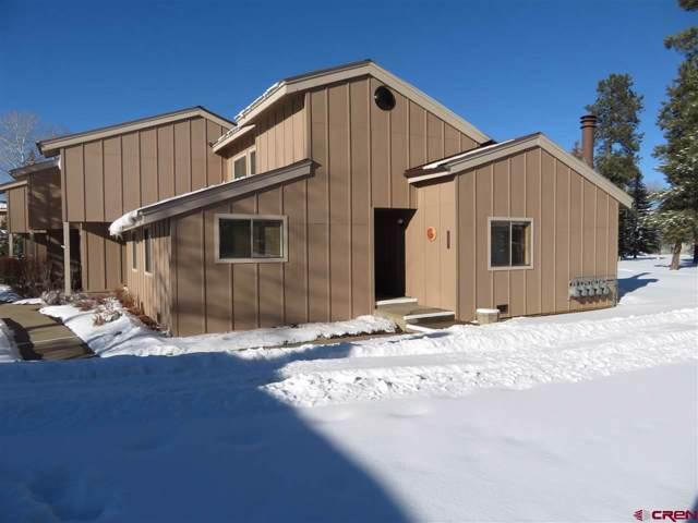 145 Davis Cup Drive #4043, Pagosa Springs, CO 81147 (MLS #762960) :: The Dawn Howe Group | Keller Williams Colorado West Realty