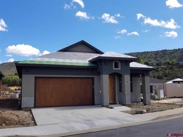 110 Via Veneto, Durango, CO 81301 (MLS #763138) :: Durango Mountain Realty