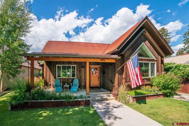 1845 W 2nd, Durango, CO 81301 (MLS #763198) :: The Dawn Howe Group | Keller Williams Colorado West Realty