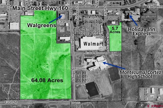 TBD Cactus, Cortez, CO 81321 (MLS #763481) :: The Dawn Howe Group | Keller Williams Colorado West Realty