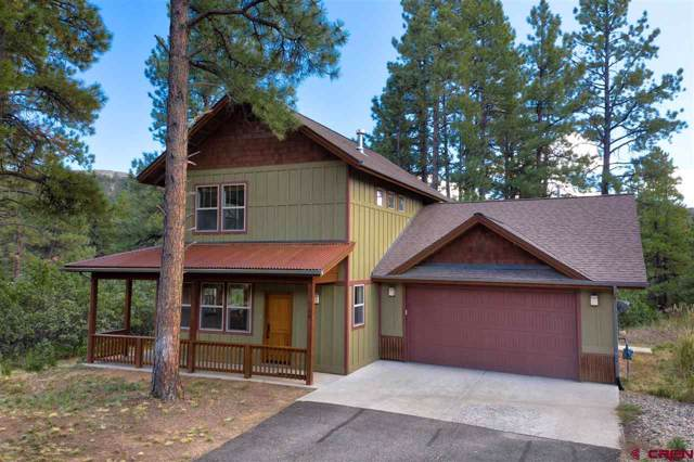 60 Clear Creek Loop, Durango, CO 81301 (MLS #763492) :: Durango Mountain Realty