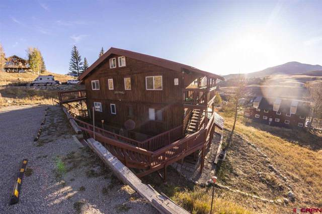 31 Castle Road #1, Mt. Crested Butte, CO 81225 (MLS #763957) :: The Dawn Howe Group | Keller Williams Colorado West Realty