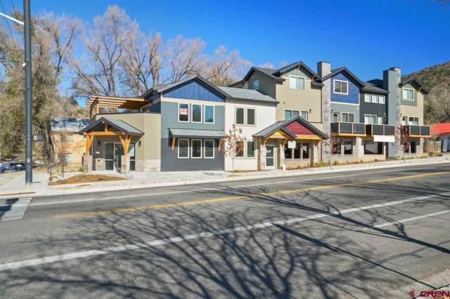 610 E 8th Avenue #210, Durango, CO 81301 (MLS #764219) :: Durango Mountain Realty