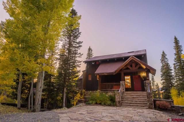 815 Saddle Horn Lane, Telluride, CO 81435 (MLS #764333) :: The Dawn Howe Group | Keller Williams Colorado West Realty
