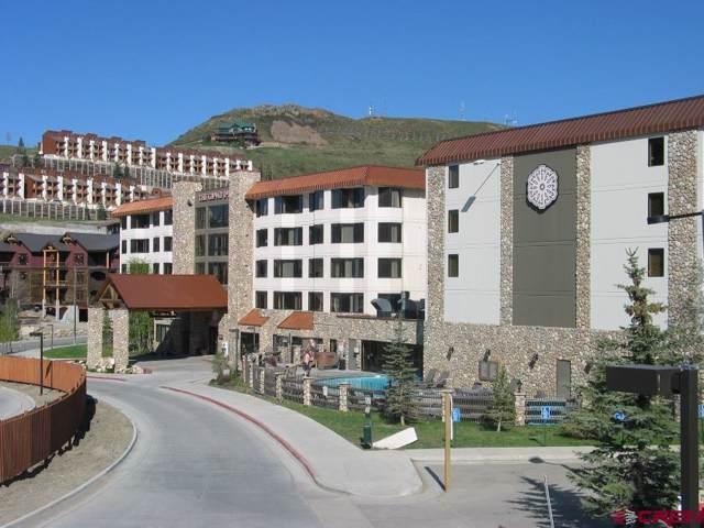 6 Emmons Loop #204, Mt. Crested Butte, CO 81225 (MLS #764564) :: The Dawn Howe Group | Keller Williams Colorado West Realty