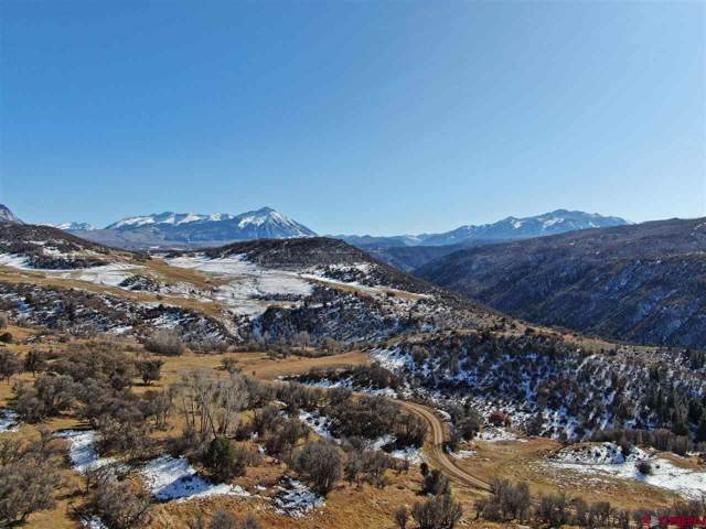TBD County Road 77, Somerset, CO 81434 (MLS #764607) :: The Dawn Howe Group | Keller Williams Colorado West Realty