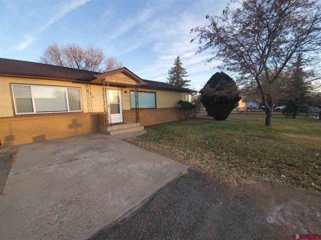 490 S Cedar, Cortez, CO 81321 (MLS #764621) :: The Dawn Howe Group | Keller Williams Colorado West Realty