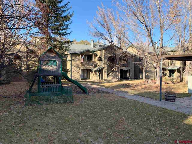 1200 Florida Road #7, Durango, CO 81301 (MLS #764912) :: Durango Mountain Realty