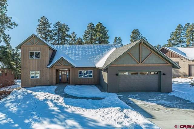 442 Window Lake Trail, Durango, CO 81301 (MLS #764922) :: Durango Mountain Realty