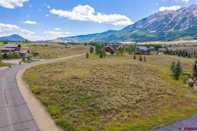 143 E Silver Sage Drive, Crested Butte, CO 81224 (MLS #765110) :: The Dawn Howe Group | Keller Williams Colorado West Realty