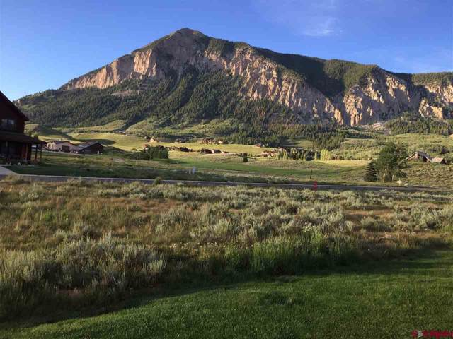 38 Alpine Court, Crested Butte, CO 81224 (MLS #765236) :: The Dawn Howe Group | Keller Williams Colorado West Realty