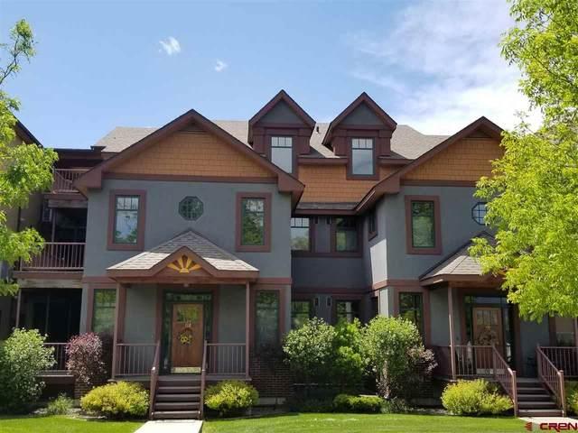 355 E 3rd Avenue #212, Durango, CO 81301 (MLS #765392) :: Durango Mountain Realty