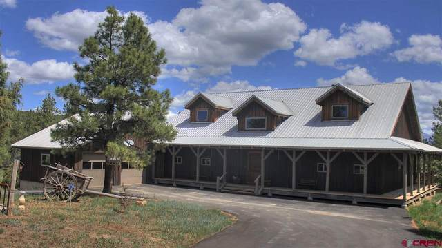 947 Lodge Pole Drive, Pagosa Springs, CO 81147 (MLS #765725) :: The Dawn Howe Group | Keller Williams Colorado West Realty