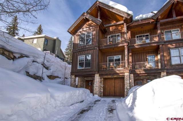 500 Sheol Street #8, Durango, CO 81301 (MLS #765782) :: Durango Mountain Realty