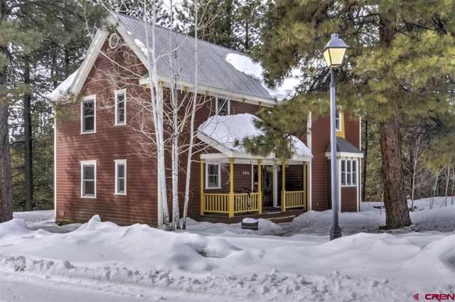 308 Silver Queen 104D, Durango, CO 81301 (MLS #765800) :: The Dawn Howe Group | Keller Williams Colorado West Realty