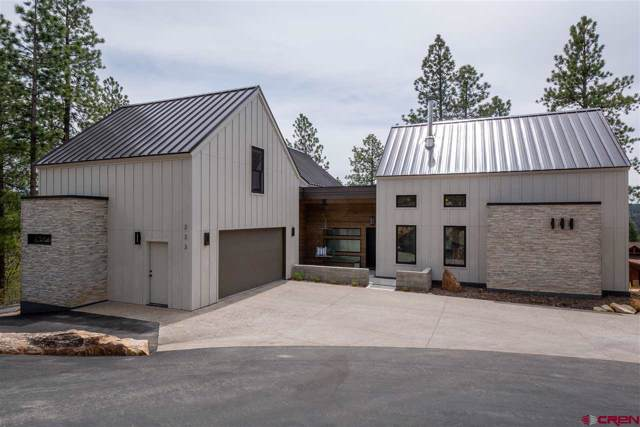 223 Monarch Crest Trail, Durango, CO 81301 (MLS #765898) :: Durango Mountain Realty