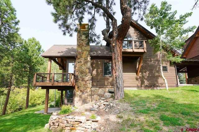 590 Glacier Club Drive #10, Durango, CO 81301 (MLS #766174) :: Durango Mountain Realty