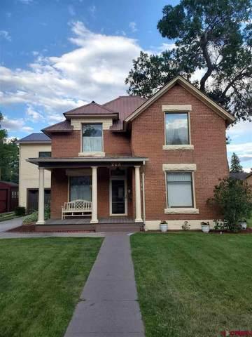 222 Davis Street, Monte Vista, CO 81144 (MLS #766342) :: The Dawn Howe Group | Keller Williams Colorado West Realty