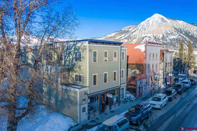 123 Elk Avenue #1, Crested Butte, CO 81224 (MLS #766417) :: The Dawn Howe Group | Keller Williams Colorado West Realty