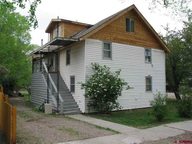 455 7th Street, Saguache, CO 81149 (MLS #766762) :: The Dawn Howe Group | Keller Williams Colorado West Realty