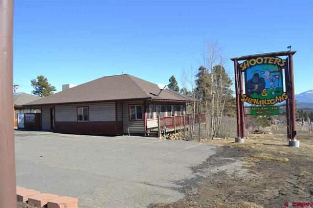 23 Pike Drive, Pagosa Springs, CO 81147 (MLS #766763) :: The Dawn Howe Group | Keller Williams Colorado West Realty