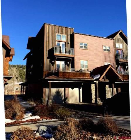 502 S 5th Street B3, Pagosa Springs, CO 81147 (MLS #766855) :: The Dawn Howe Group | Keller Williams Colorado West Realty