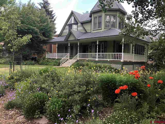 2478 W 2nd Avenue, Durango, CO 81301 (MLS #767859) :: Durango Mountain Realty