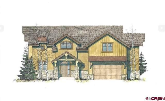 21 Quarry (Lot F11) Court, Durango, CO 81301 (MLS #768186) :: Durango Mountain Realty