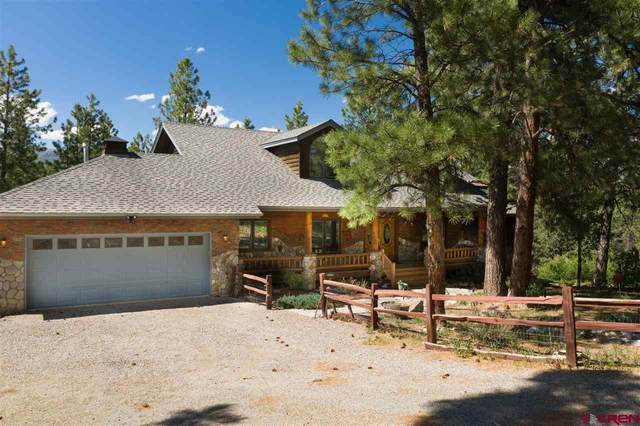 542 N Lakeside Drive, Durango, CO 81303 (MLS #768211) :: Durango Mountain Realty