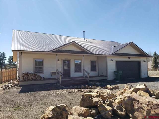 434 Vista Boulevard, Pagosa Springs, CO 81147 (MLS #768257) :: The Dawn Howe Group | Keller Williams Colorado West Realty