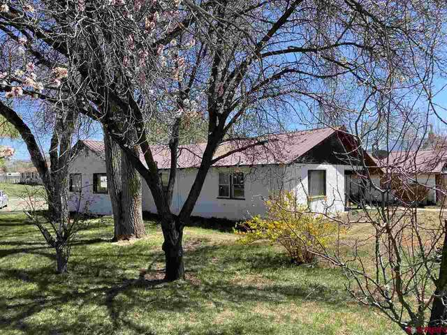 501 E 2nd Street, Cortez, CO 81321 (MLS #768460) :: The Dawn Howe Group | Keller Williams Colorado West Realty
