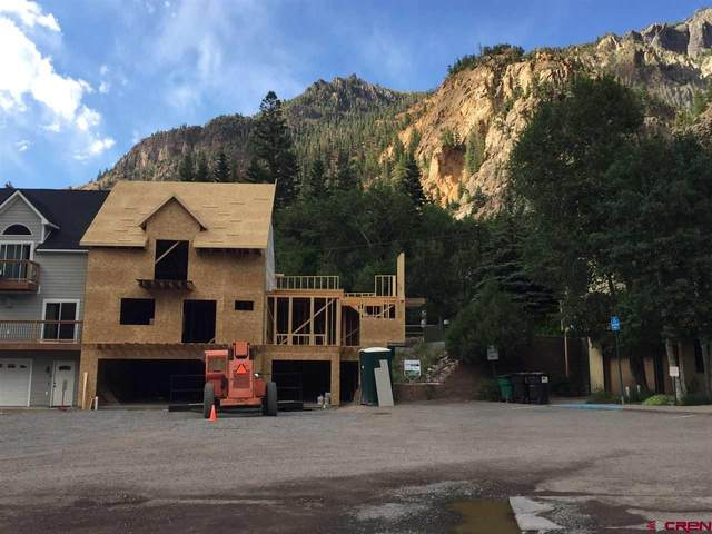 1231 Park Road, Ouray, CO 81427 (MLS #768538) :: The Dawn Howe Group | Keller Williams Colorado West Realty