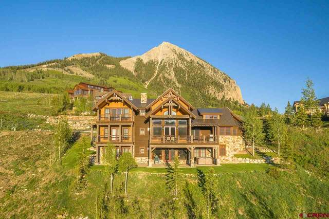 3 Black Diamond Trail, Mt. Crested Butte, CO 81225 (MLS #768634) :: The Dawn Howe Group | Keller Williams Colorado West Realty