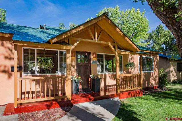 2008 Delwood Avenue, Durango, CO 81301 (MLS #768773) :: The Dawn Howe Group | Keller Williams Colorado West Realty