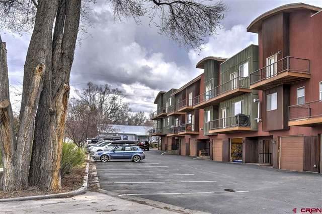 190 E 7th Avenue A6, Durango, CO 81301 (MLS #769316) :: Durango Mountain Realty