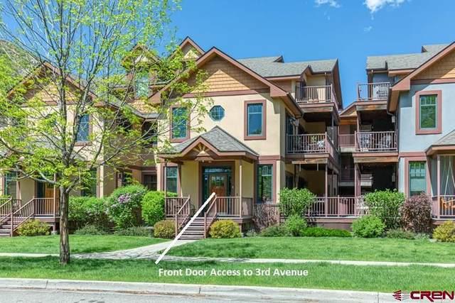 355 E 3rd Avenue #141, Durango, CO 81301 (MLS #769470) :: The Dawn Howe Group   Keller Williams Colorado West Realty