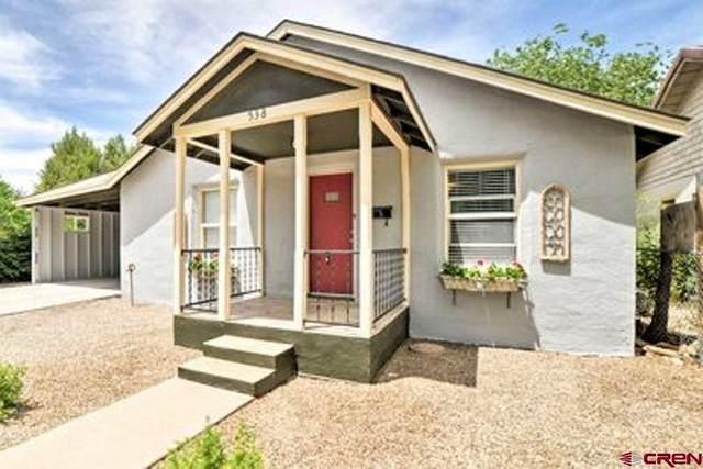 538 E Montezuma Avenue, Cortez, CO 81321 (MLS #769507) :: The Dawn Howe Group | Keller Williams Colorado West Realty