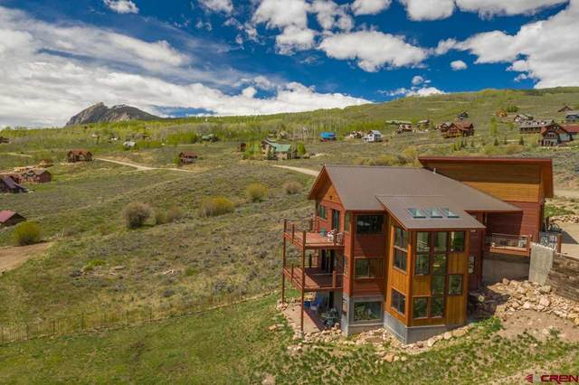 2445 Bryant Avenue, Crested Butte, CO 81224 (MLS #769814) :: The Dawn Howe Group | Keller Williams Colorado West Realty