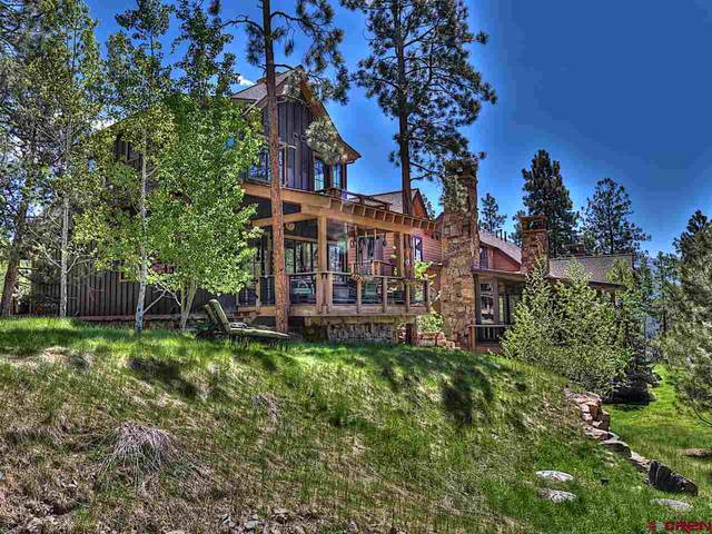 590 Glacier Club Drive #13, Durango, CO 81301 (MLS #770086) :: Durango Mountain Realty