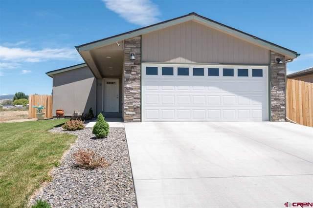 121 Castle Avenue, Montrose, CO 81401 (MLS #770174) :: The Dawn Howe Group | Keller Williams Colorado West Realty