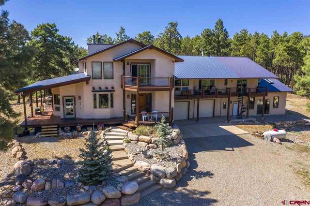 1350 Rincon Ridge Road, Durango, CO 81301 (MLS #770728) :: The Dawn Howe Group | Keller Williams Colorado West Realty