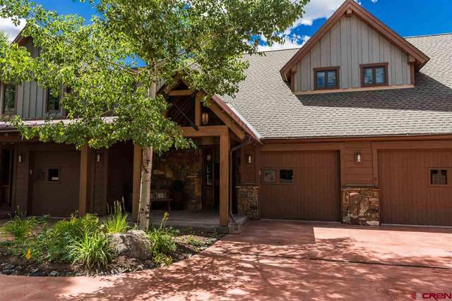 590 Glacier Club Drive #6, Durango, CO 81301 (MLS #770968) :: Durango Mountain Realty